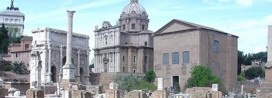 Интересные места Рима, в которые можно купить билеты online. Часть I
