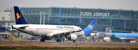 Аэропорт Турина и как добраться до города