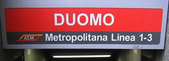Метро Милана: карта, билеты, время работы