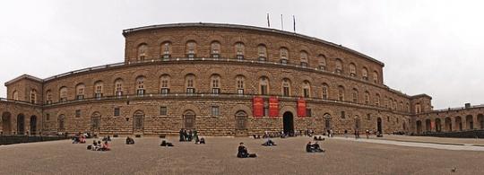 Дворец Питти во Флоренции: от купца до короля