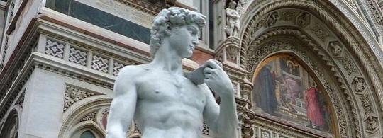 Галерея Академии во Флоренции: миссия невыполнима