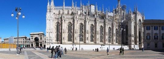 Достопримечательности Милана, в которые можно купить билеты онлайн