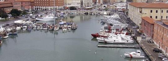 Ливорно – город-порт на севере Италии