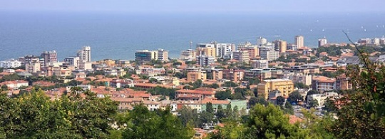 Город Пезаро в Италии – родина итальянского композитора Россини