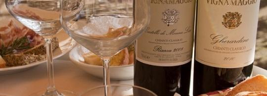 Вина Тосканы: экскурсии с дегустациями вин в долинах Кьянти и Валь д'Орча