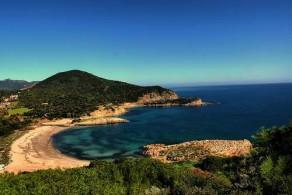 В окрестностях Домус-де-Мария много потрясающе красивых пляжей