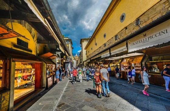 Шоппинг во Флоренции