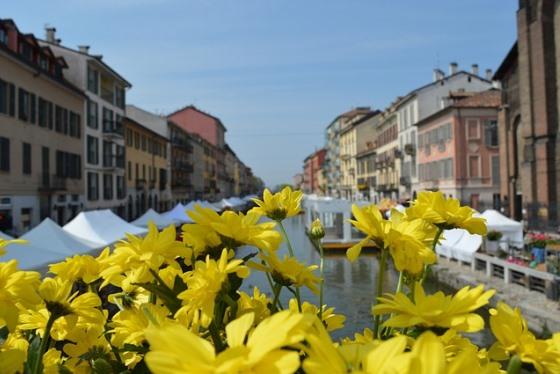 Каналы в Милане