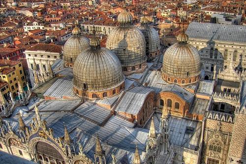 Кампанила, Венеция, фото