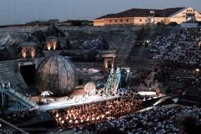 Июнь в Италии отправная точка Оперного фестиваля в Вероне