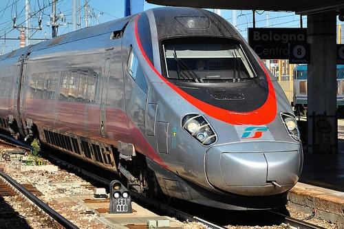 Из Венеции в Рим на поезде, фото, Венеция