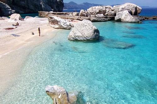 Погода на Сардинии в апреле 2019 / температура воды на 88