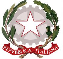 Звезда в центре итальянской эмблемы – символ вооруженных сил Италии