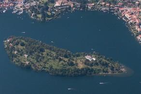 Длина острова Комачина не более 600 метров