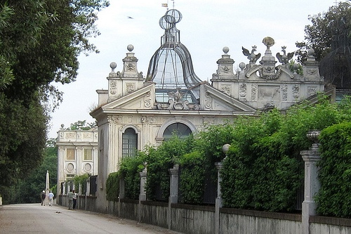 Галерея Боргезе, фото, Рим, Италия