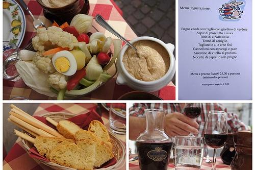 Стоимость обеда в Италии, фото, Турин, Италия