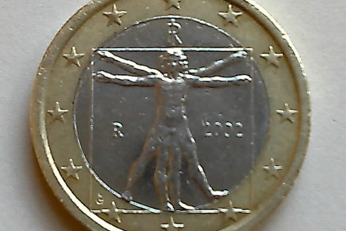 Витрувианский человек