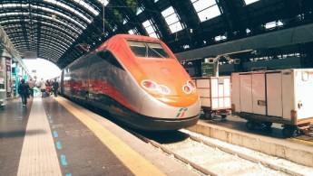Frecciarossa – самый быстрый скорый поезд в Италии