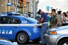 Итальянское законодательство позволяет полицейским принимать штрафы у нарушителей дорожного движения на месте