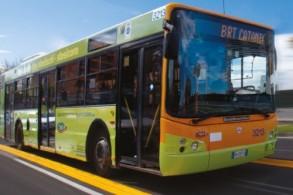 Автобусы из аэропорта Катании до городского железнодорожного вокзала ходят с 5:00 до 24:00 каждые 20 минут