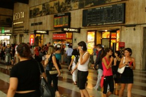 Центральный вокзал Флоренции обслуживает около 60 миллионов пассажиров в год