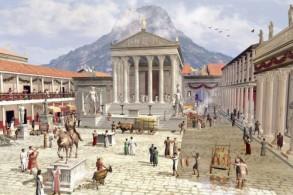 Общественные здания, храмы и жилые дома в Помпеи были украшены статуями, фресками, мозаиками, созданными на высочайшем художественном уровне