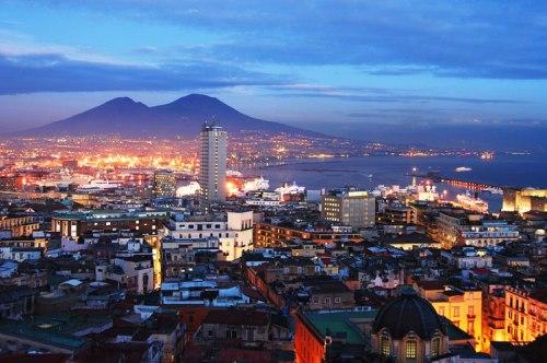 Экскурсия в Неаполь из Рима