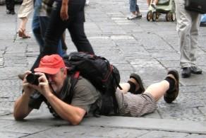 Ни один уважающий себя турист не отправится в Италию без фотоаппарата или видеокамеры