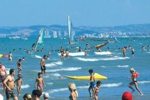 Большинство пляжей Римини идеально подходят для отдыха с детьми