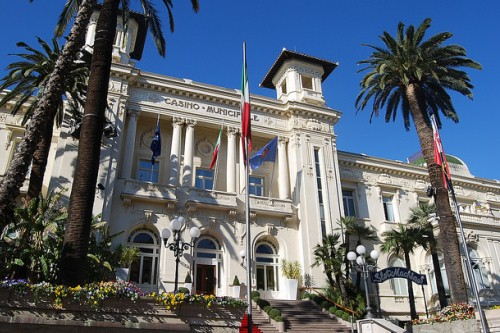 Сан-Ремо Италия Казино