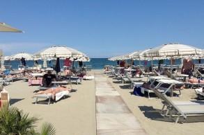 Пляжи Милано Мариттима - это чистейшее море и хорошо развитая инфраструктура