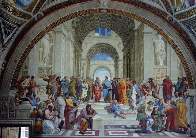 Экскурсия в Ватикан без очереди поможет более подробно познакомиться с произведениями живописи известных итальянских мастеров