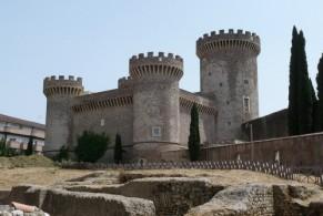 Крепость Пия была построена в 1461 году