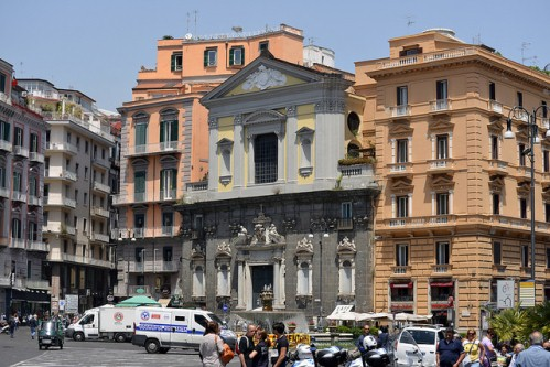 Экскурсии в Неаполе, фото, Церковь Святого Фердинанда, Неаполь, Италия