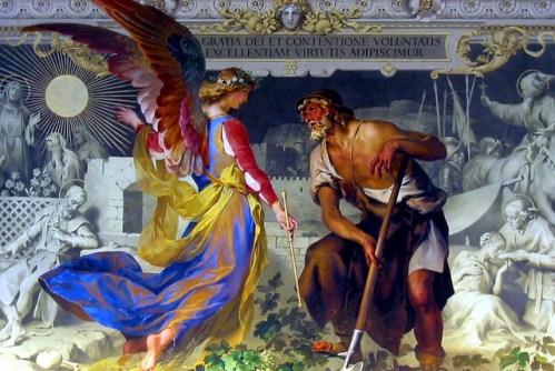 Экскурсия в Музеи Ватикана, фото, Галерея Канделябров, Рим, Италия