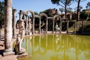 Во II веке вилла принадлежала императору Адриану