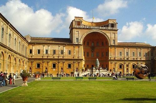 В музеи Ватикана с русскоговорящим гидом
