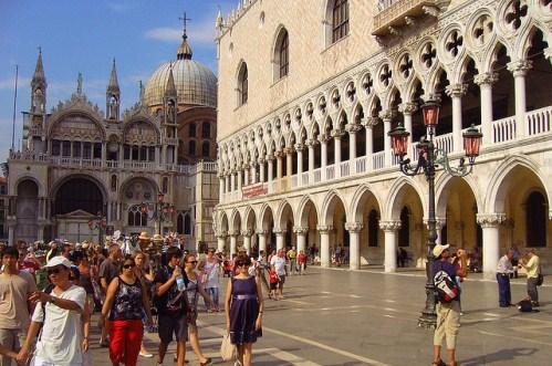 Экскурсия Роскошная Венецианская Лагуна, Дворец Дожей