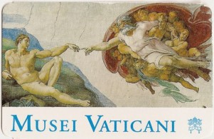 Билет в музеи Ватикана
