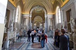 Музеи Ватикана и Сикстинская капелла доступны для посещений ежедневно с понедельника по субботу