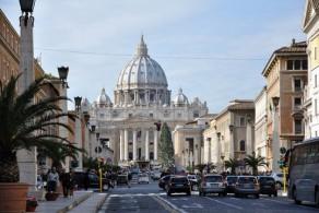 Виа делла Кончилиационе в Риме