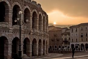 Античному амфитеатру в Вероне без малого 2000 лет