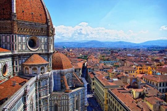 Жемчужина Флоренции - собор Дуомо