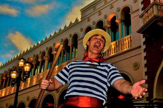 Скачать песню венецианских гондольеров