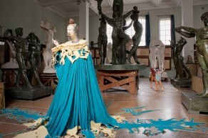 Музей с интересной коллекцией графики, живописи и скульптуры