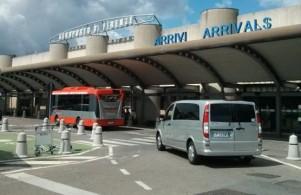 От аэропорта до центра Флоренции не больше десяти километров