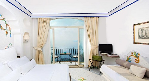 Отель Вилла Франка