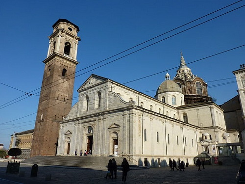 Собор Св. Иоанна Крестителя в Турине