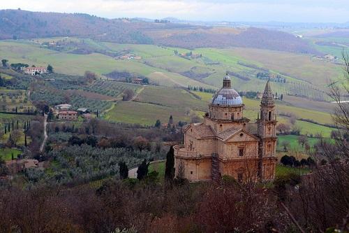 Экскурсия с дегустацией вин Тосканы