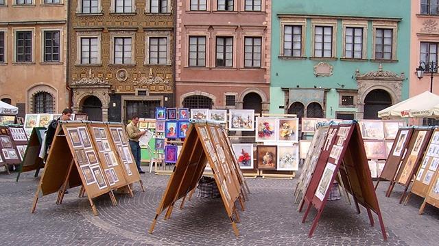 Рынок Рима Mercato delle Stampe